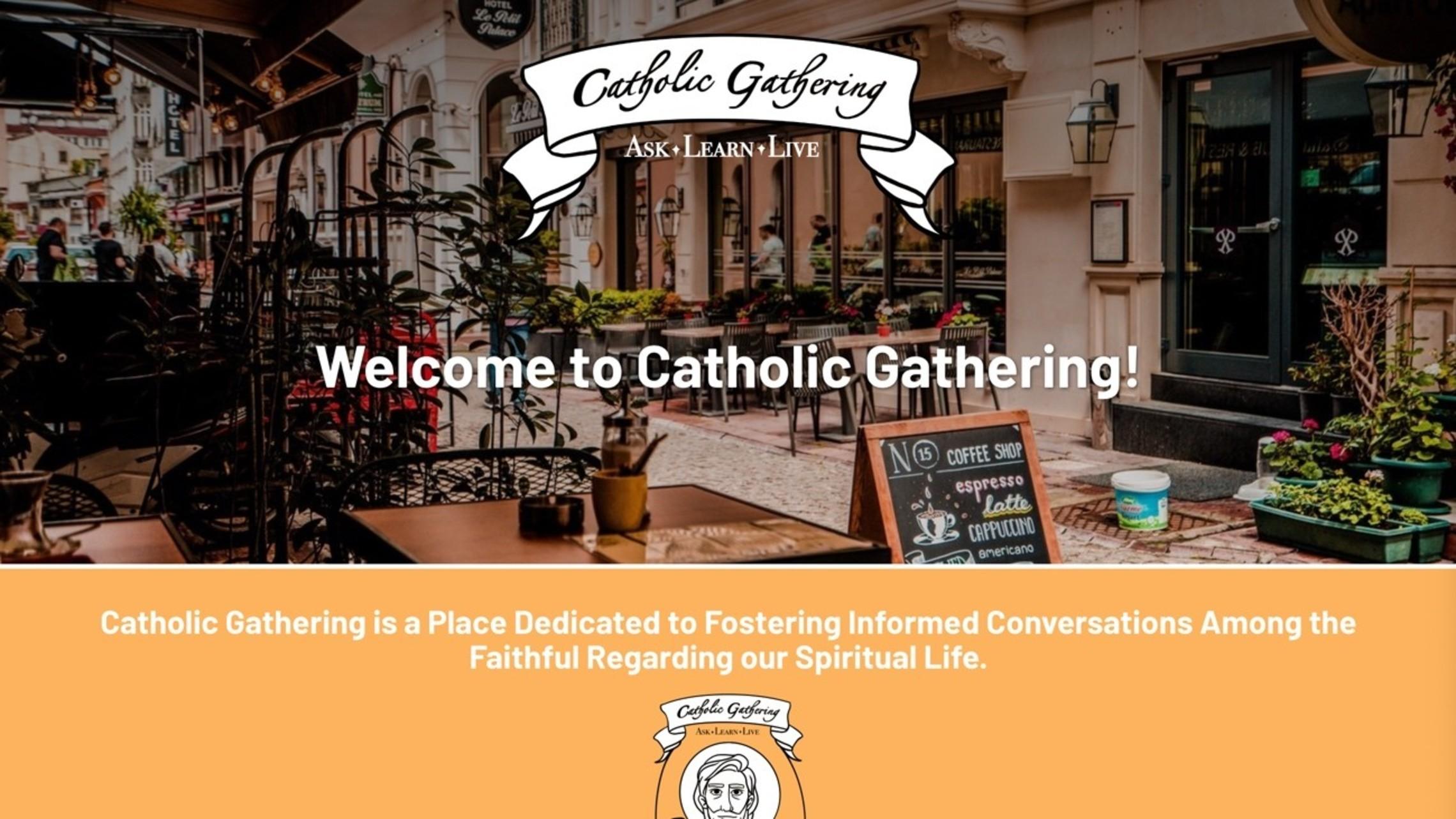 Catholic Gathering