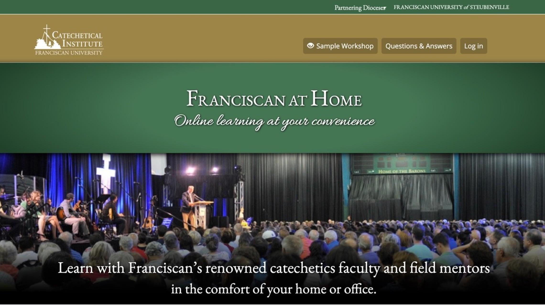 Franciscanathome