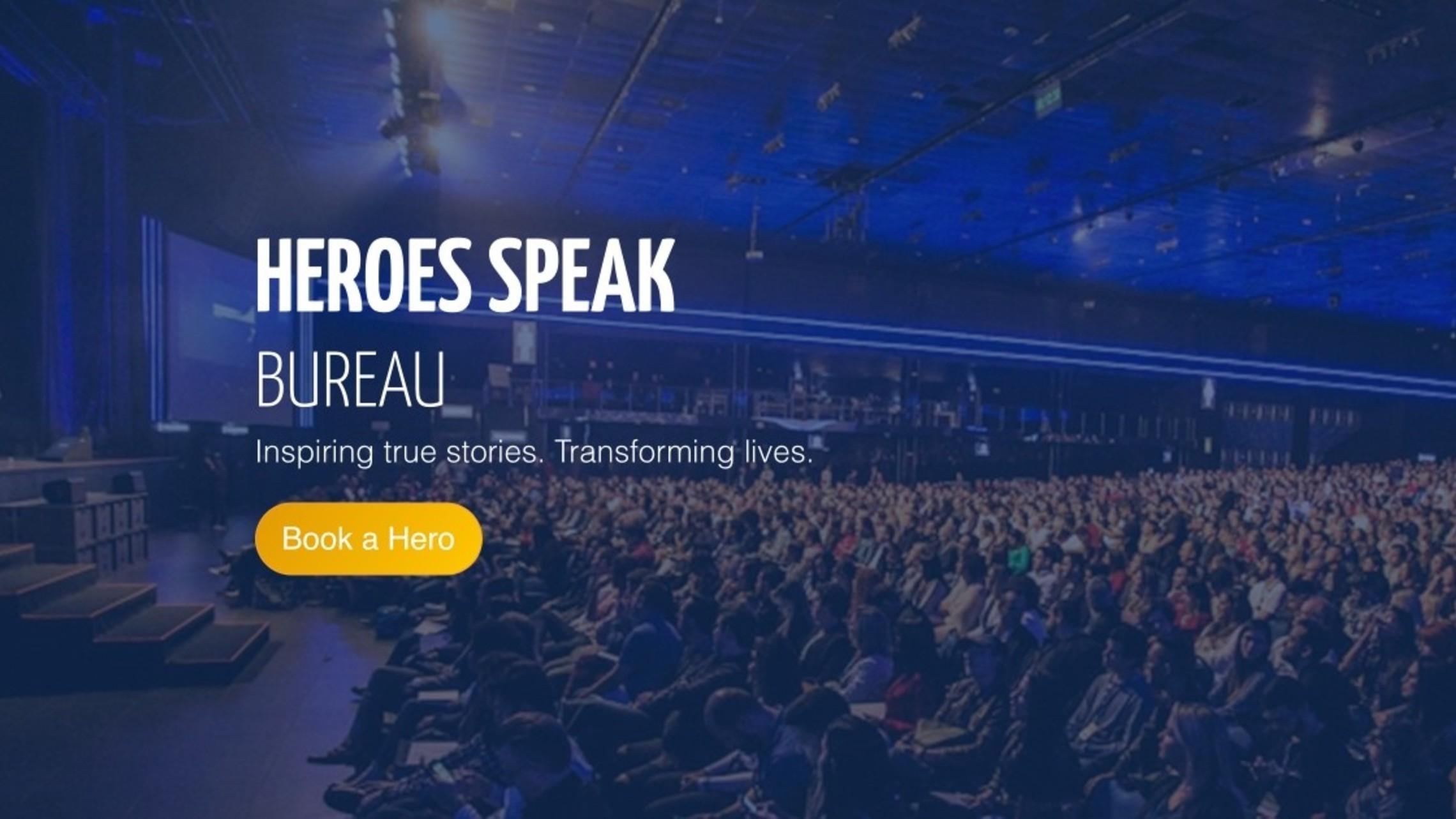 Heroes Speak Bureau