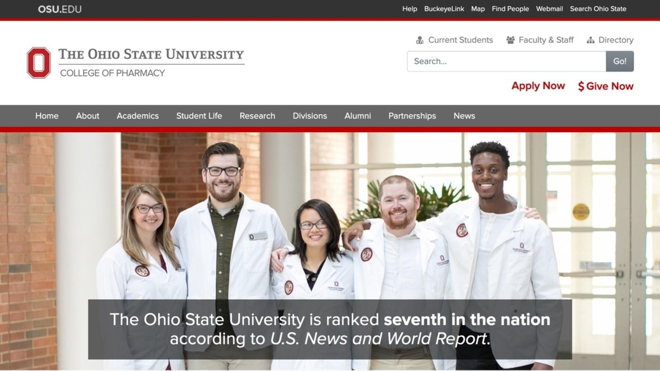 Ohio State University - College Of Pharmacy