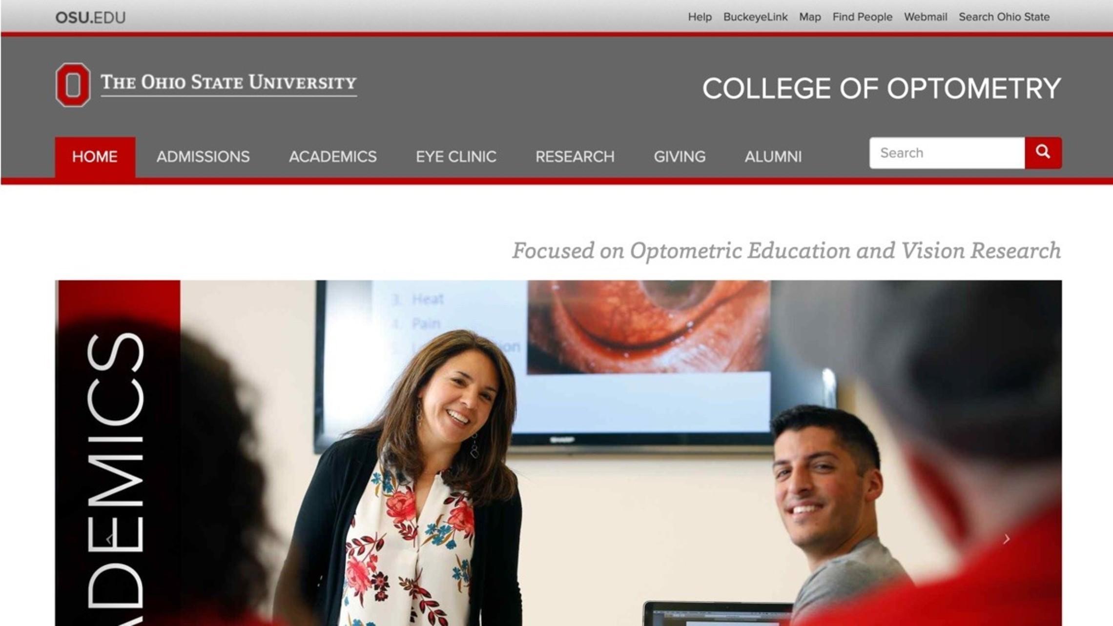 OSU - College of Optometry
