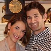 Anthony and Courtenay